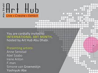Art Hub International Art Month