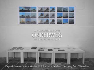 Onderweg - An exhibition by CYM