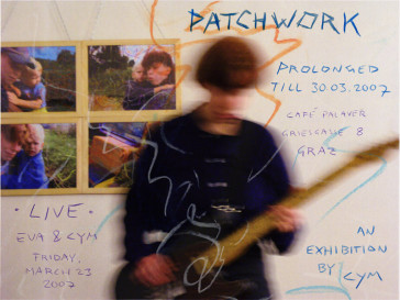 Patchwork – An exhibition by CYM – flyer